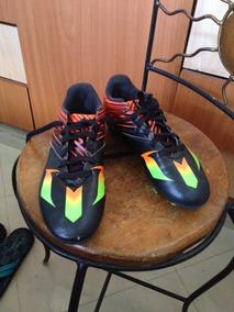 Tacos adidas Messi 15.1 Original Talla 35