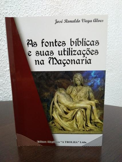 Livro Maçonaria As Fontes Bíblicas E Sua Utilização