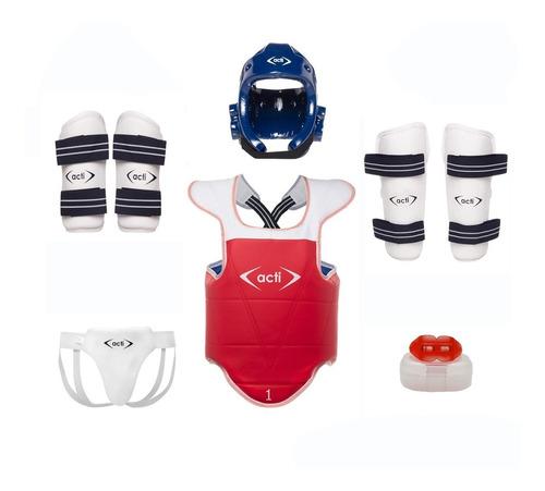 Ithaca Store - Paquete Equipo Acti Para Taekwondo #3