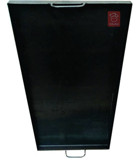 Comal Plancha Memelera Fierro Para Cocinar 80x40