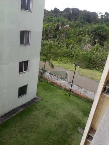 Apartamento Com 2 Dormitórios À Venda, 60 M² Por R$ 100.000,00 - Tarumã - Manaus/am - Ap2917