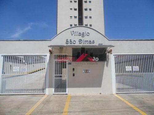 Apartamento Com 1 Dorm, São Dimas, Piracicaba, Cod: 5443 - A5443