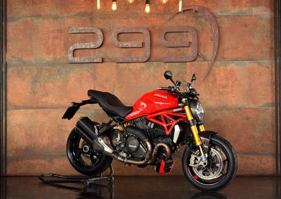 Ducati Monster 1200 S - 2017/2018 Aspecto De Moto 0km!!!