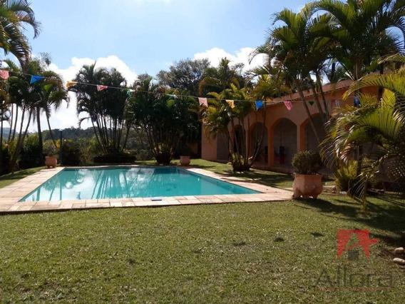 Chácara-sítio Com 2 Dormitórios À Venda, 23000 M² Por R$ 600.000 - Guararema/sp - Ch0190