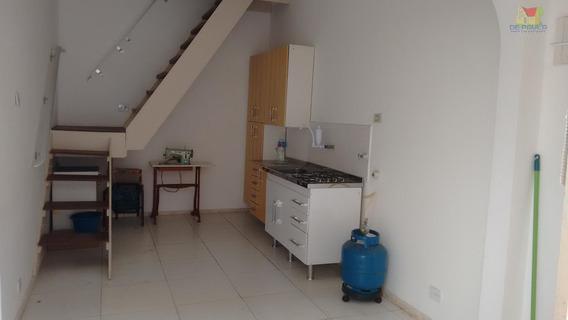 Sobrado Com 1 Dormitório Para Alugar, 30 M² Por R$ 1.000,00/mês - Tatuapé - São Paulo/sp - So0320