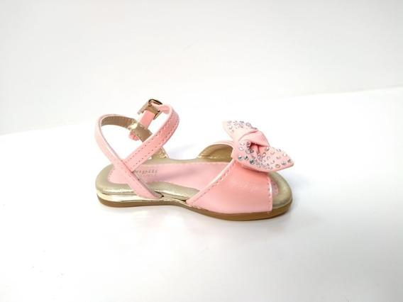 Sandália Pampili Rosa Ref 298121