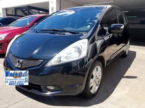 Honda Fit 1.5 Ex-l At 120cv Negro 2010 #6