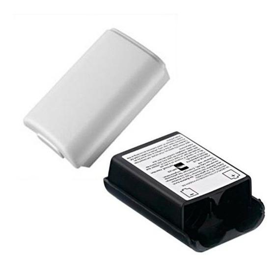 50 Tapa Caja Baterias Portapilas Control Xbox 360 Oem