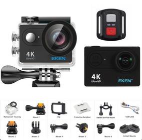 Câmera De Ação 4k Wi-fi Eken H9r + Controle Remoto Moto