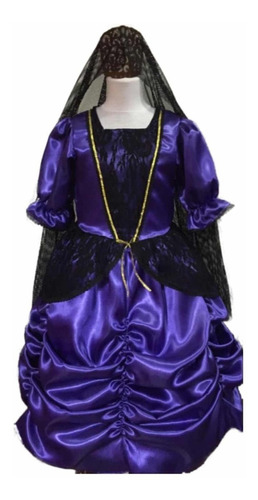 ca04e8ee8 Disfraz Dama Antigua - Disfraces para para Niñas Dama Antigua en Bs ...