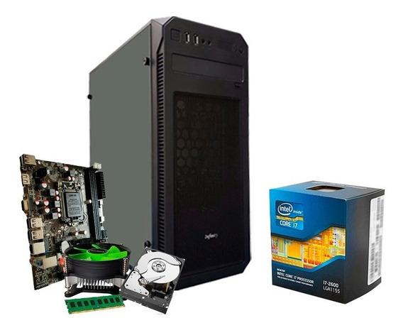 Pc Intel Core I7 3.80 Ghz, Hd 1tb, 8gb Ram, Promoção + Nfe