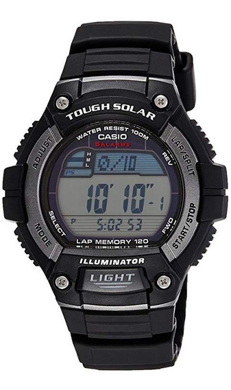 Relógio Casio Tough Solar Ws220-1avcf Original