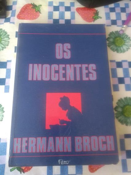 Livro Os Inocentes E A Sala Dos Repteis