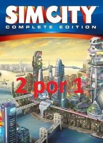 Simcity 5 Deluxe Edition - Completo - 2 Jogos Por Preço De 1
