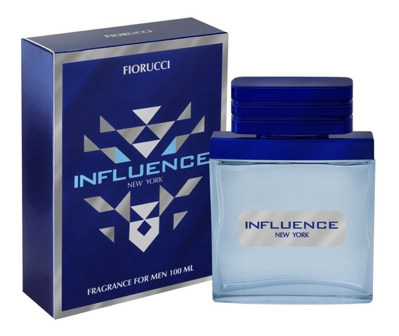 Influence New York Fiorucci Perfume Masculino 100ml