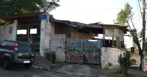 Imagem 1 de 6 de Terreno Residencial À Venda, Jardim Santa Rita, Diadema. - Te4026