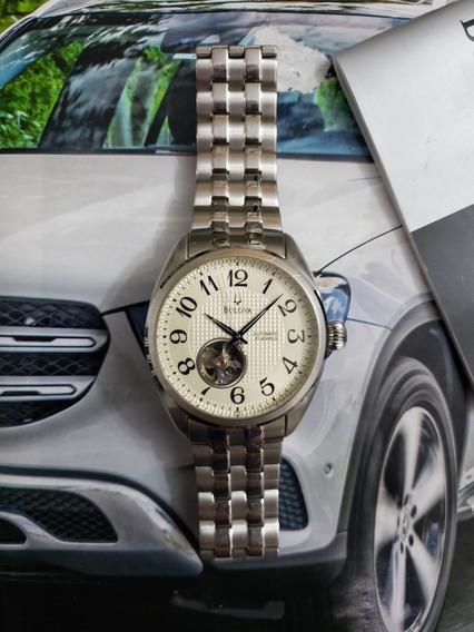 Relógio Bulova Automático / Na Caixa / Relíquia