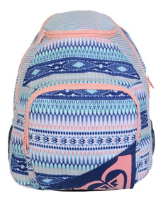 Mochila Roxy Shadow Sweel Marshmallow Ikat Verde