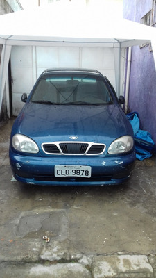 Imp / Daewoo Lanos Sx 1.6 - 16v - 1998 - Gasolina