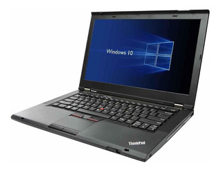 Notebook Lenovo T430 I5 320gb Hd 4gb Ram. Factura Outlet