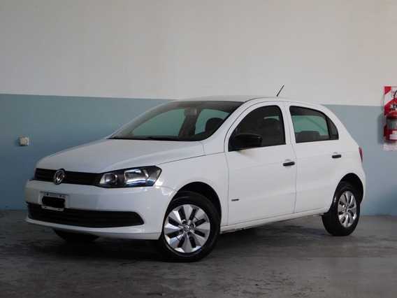 Volkswagen Gol Trend 5p 2013 Primera Mano C/74.000km