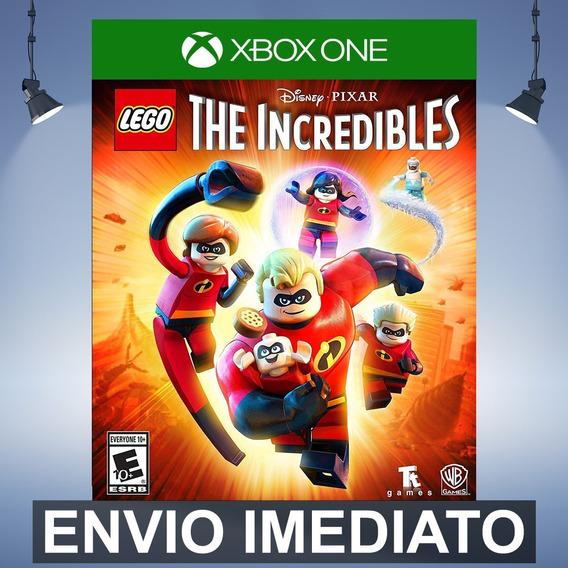 Lego Os Incríveis - Xbox One Código 25 Dígitos