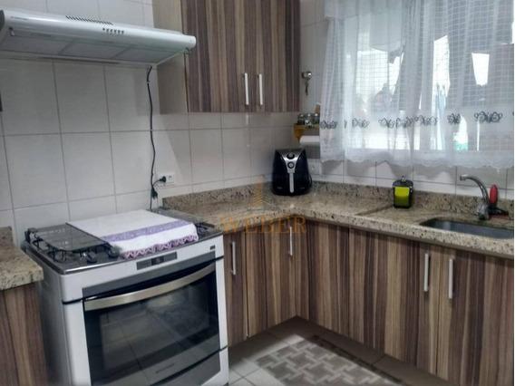 Casa Em Cond. Fechado - Itapevi - So0688