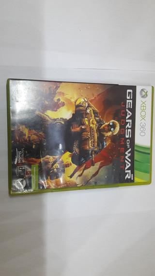 Original Xbox 360 Gears Of War Judgement Midia Fisica