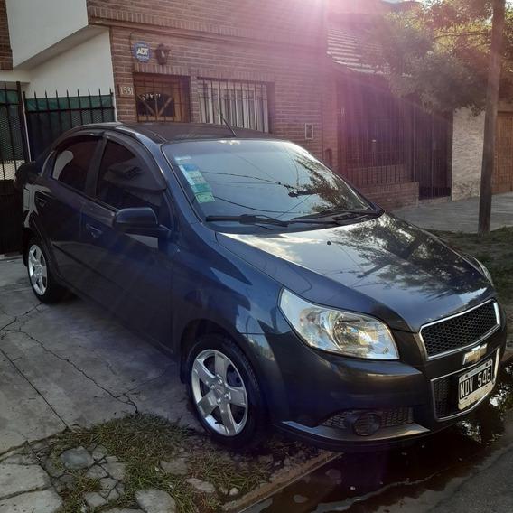 Chevrolet Aveo G3 1.6 Ls 2013 Con Lve Y Cierre Casi Lt