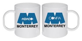 Taza Sublimada Monterrey Rayados Retro