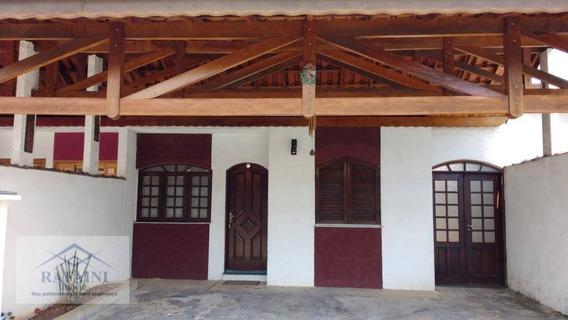Casa Térrea Em Condomínio Fechado!!! - Ca0097