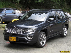 Jeep Compass Limited Tp 2400cc Awd