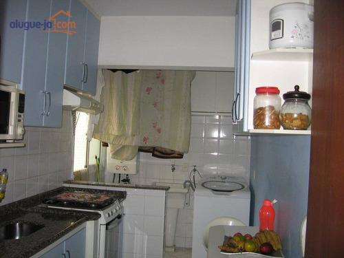 Imagem 1 de 20 de Apartamento Com 3 Dormitórios À Venda, 80 M² Por R$ 382.000,00 - Parque Industrial - São José Dos Campos/sp - Ap7059