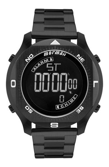 Relógio Mormaii Masculino Acqua Pro Preto - Mo11273b/4p