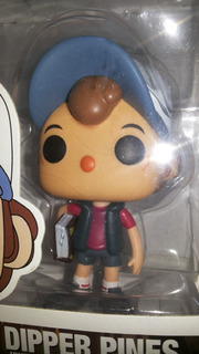Muñeco Diper Gravity Falls Simil Funko Pop