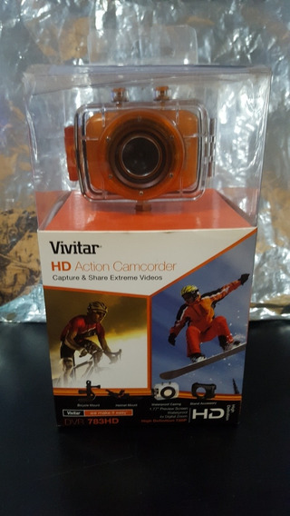 Camera Digital Vivitar 783hd **leia A Descrição**