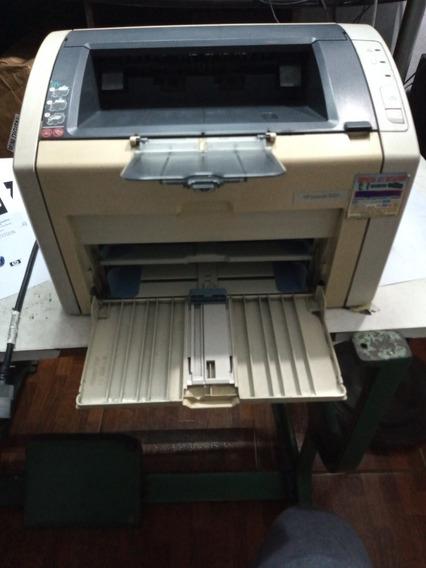 Impressora Hp Laser Jet 1022 Usb/rede