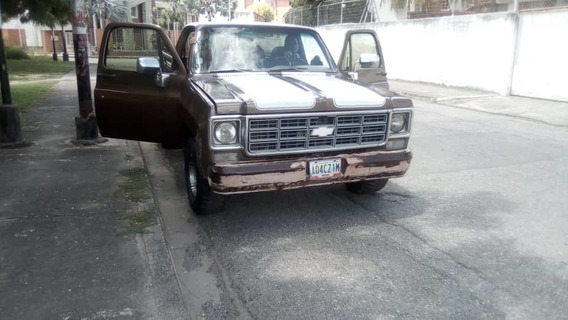 Chevrolet Pick Up Motor 8 Cilindros 2 Puertas