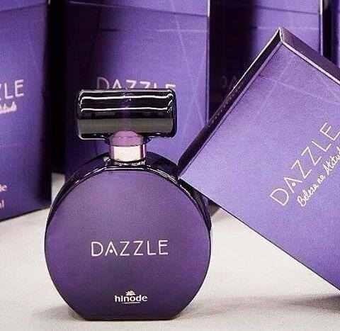 Perfume Dazzle 60ml Hinode Pronta Entrega