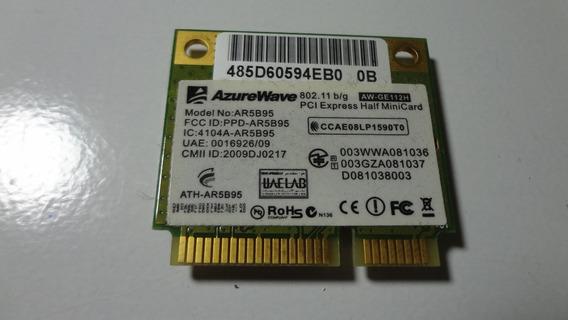 Placa Wireless Notebook Positivo Premium 2035 Original
