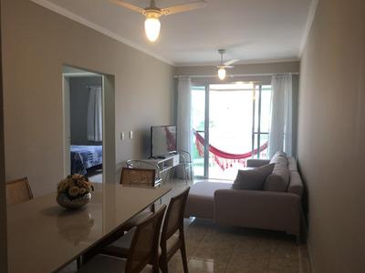 Apartamento Em Enseada, Guarujá/sp De 74m² 2 Quartos À Venda Por R$ 285.000,00 Ou Para Locação R$ 1.600,00/mes - Ap224502lr