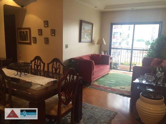 Apartamento Com 3 Dormitórios A Venda E Locação Próximo Ao Shopping Metrô Tatuapé - Ap5665