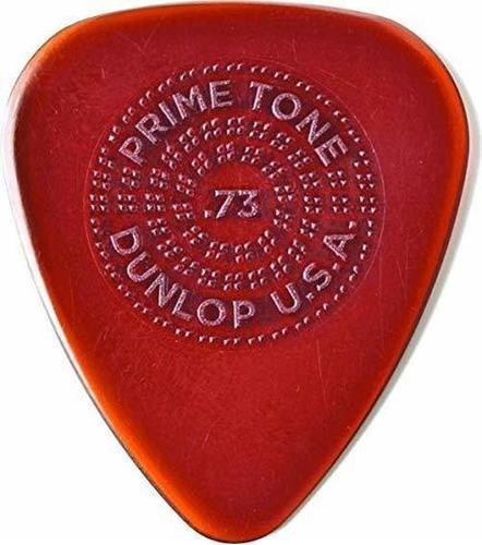 Imagen 1 de 4 de Dunlop Primetone Estandar .73mm Plectra Esculpida (agarre)