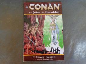 Conan As Jóias De Gwahlur 1 A Cores Mythos 2005 Frete Grátis