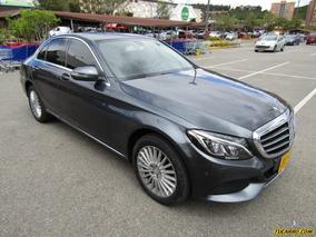 Mercedes Benz Clase C C200 Tp 2000cc T Aa Ct