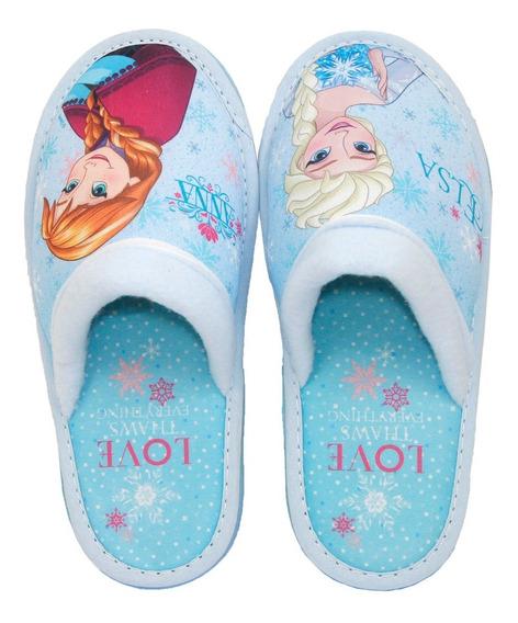 Pantufla Niña Microfibra Infantil Disney 2015/01 Frozen