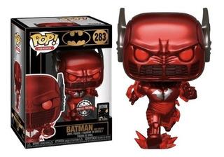 Funko Pop Orig Importado Batman Heroes 283 Special Edition