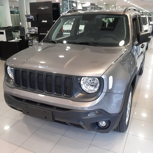 Jeep Renegade Sport  1.8 Mt5 Okm 2021 Inc Patentamiento #13
