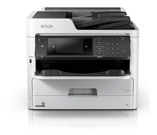 Impressora Multifuncional Epson Workforce Pro Wf-c5790