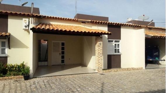 Vendo Casa Próximo À Ufersa, Por Trás Do Restaurante Tenda - Ca0400